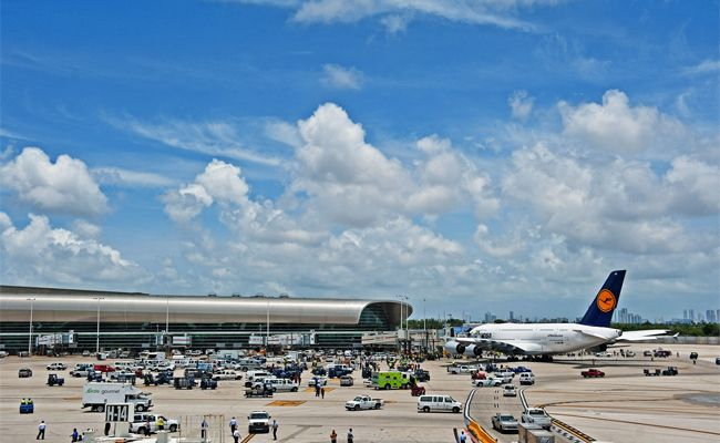 Miami International Airport Florida